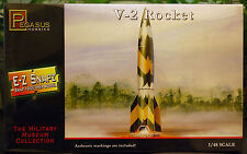 V 2 Rakete V 2 Rocket, 1:48, Pegasus 8416