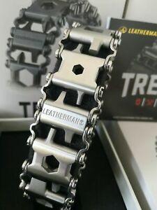 Leatherman Tread Stainless Steel Tools Wearable Bracelet Link Multi-Tool