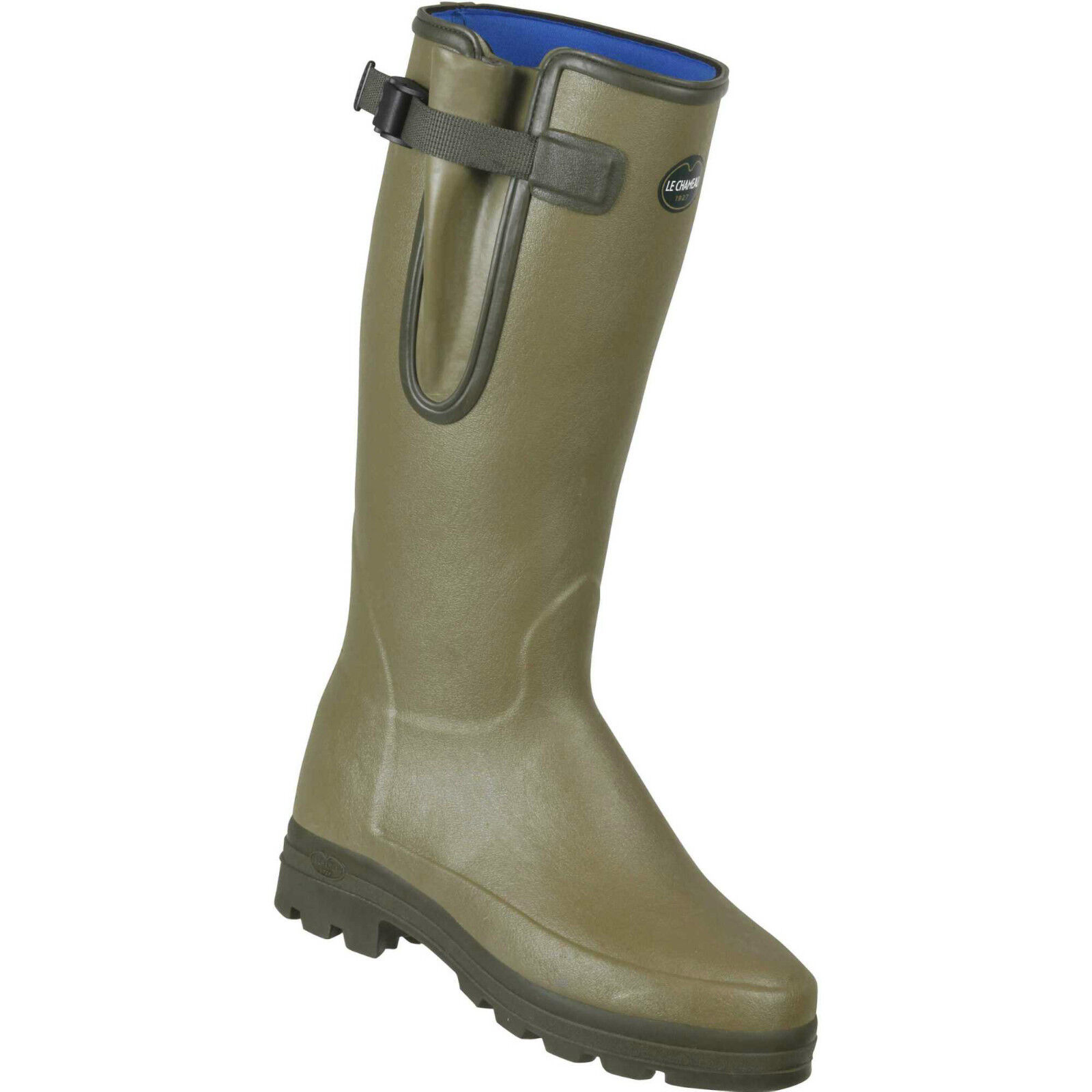 Le Chameau Vierzonords - Mens Neoprene lined Wellingtons Boots FREE UK Postage