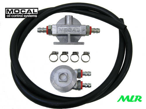 MOCAL OIL FILTER RELOCATION KIT FOR NISSAN TOYOTA LEXUS PORSCHE 34UNF FK7
