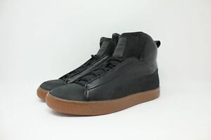 the best attitude a22f8 8ca48 Details about Puma Clyde FSHN Mid Naturel # 364453 01 Men SZ 7.5 - 13