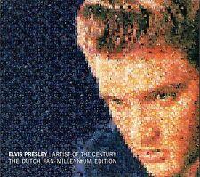 Elvis Presley - Artist Of The Century - Dutch Millenium Edition  Digi Pk CD