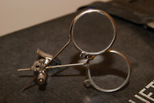 Steampunk-Victorian-Gothic-Cosplay-Whitby- MAGNIFYING DUEL LOUPE-Glasses