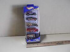 54447 Hot Wheels Gift Pack Super Paquete Coffret 2002 Mattel