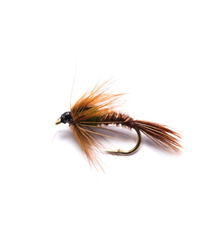 50 nymph and dry set mixed sizes