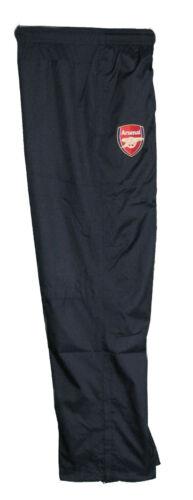 New NIKE Mens ARSENAL Football Club StayWarm Tracksuit Trousers Navy Blue M