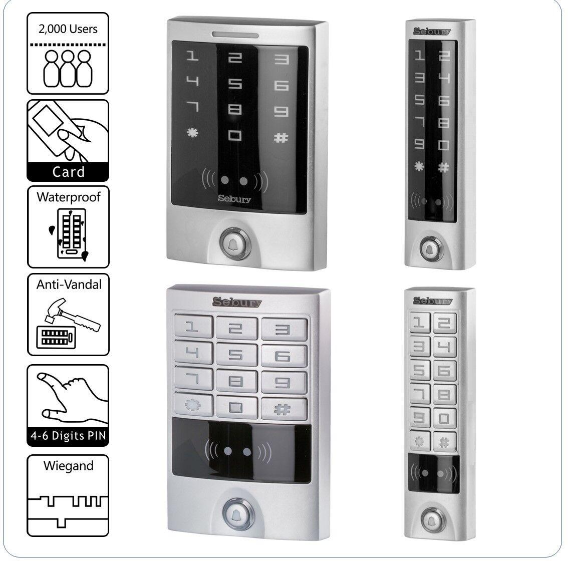 Sehr bewährtes Codeschloss mit RFID, sTouch- oder sKey-Außengerät von Sebury   Günstige Preise    Ausgezeichnet (in) Qualität    Authentische Garantie    Reichlich Und Pünktliche Lieferung