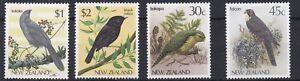 100% De Qualité Nouvelle-zélande 1986 Bird Difinitves Set Neuf Sans Charnière-afficher Le Titre D'origine