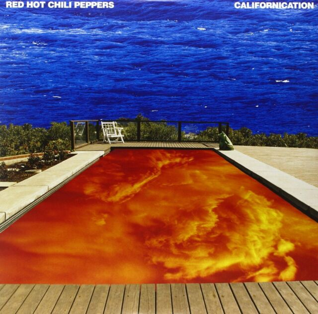 Red Hot Chili Peppers: Red Hot Chili Peppers Californication Vinyl Record: Vinyl