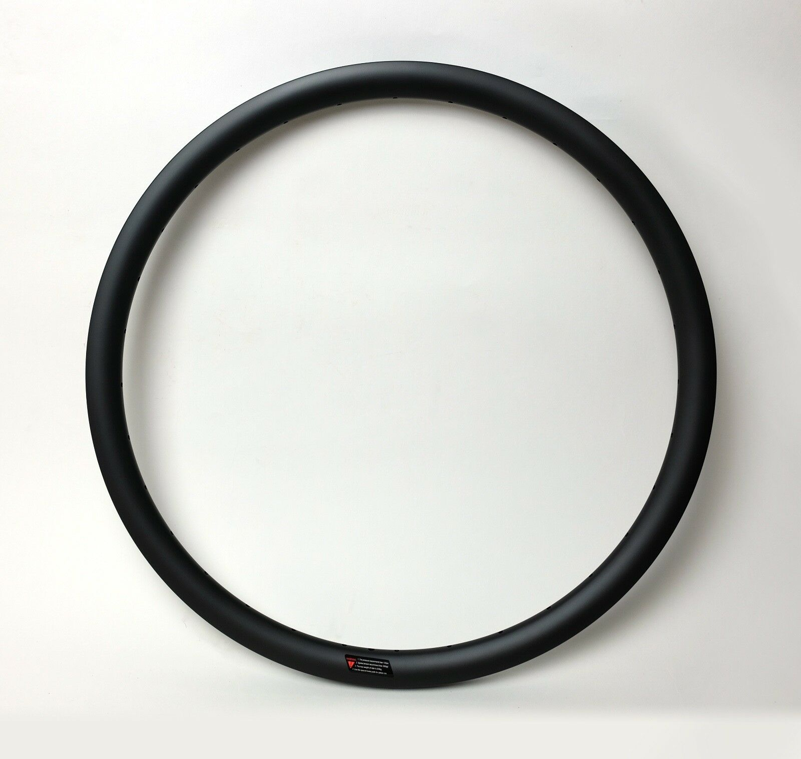 650b - 27.5  Carbon tubeless ready disc rim - 32mm - 32H - UK SELLER