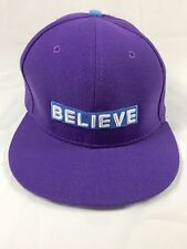"JUSTIN BIEBER HAT / CAP ""Swaggy"" and BELIEVE SNAPBACK"