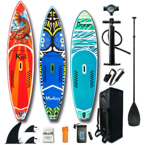 11-039-6-039-039-10-039-6-039-039-Inflatable-Stand-up-paddle-Board-SUP-Board-ISUP-with-complete-kit