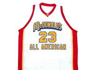 340863634 Image is loading MICHAEL-JORDAN-McDONALD-039-S-ALL-AMERICAN-BASKETBALL-