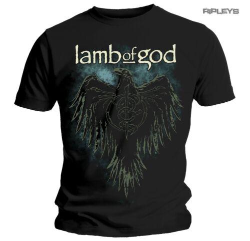 Official T shirt Lamb Of God Heavy Metal Phoenix le duc Toutes Tailles