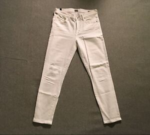 bd693964fe8 COH Citizens Of Humanity ROCKET Crop High Rise Skinny Jeans $178 ...