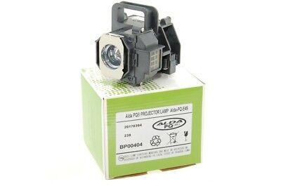 Beamerlampe mit Gehäuse Lampe für EPSON EH-TW5500 Projektoren Alda PQ Referenz
