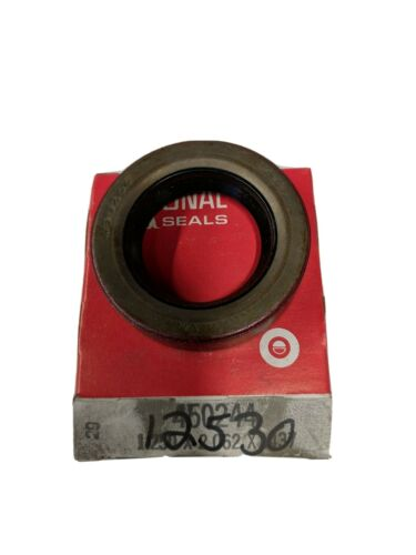 Federal Mogul National 1.250 X 2.062 X .437 450244 Oil Seal NEW