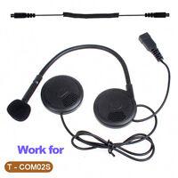 Rear Earpiece For Freedconn Motorbike Helmet Bluetooth Bt Headset Intercom