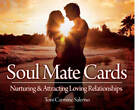 Soul Mate Cards: Nurturing and Attracting Loving Relationships by Toni Carmine Salerno (Mixed media product, 2009)