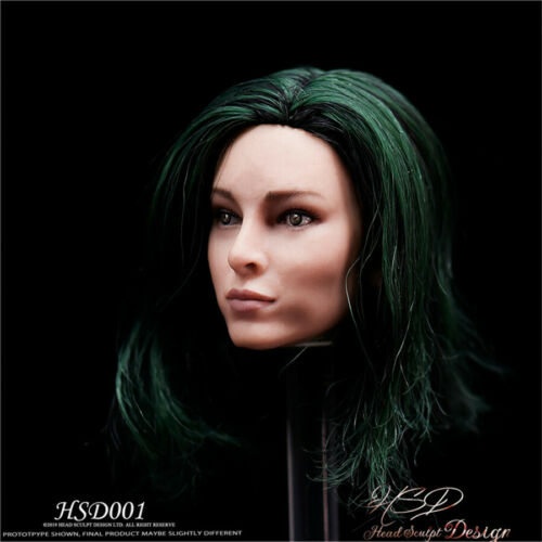 HSD 1//6 HSD001 Europe and US Polaris Emma Dumont female headplay