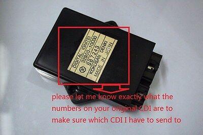 Derestrict CDI for Suzuki BANDIT400 GSF400 BANDIT GSF 400 GK75A Ignitor Ignition