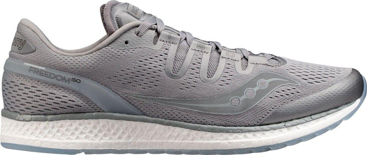 Saucony Libredom ISO Pour des hommes FonctionneHommest chaussures - gris