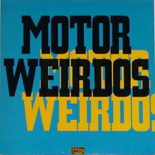 "Motor Weirdos Same (Cry Now, Better Beware, Smiling) 80`s EFA 12"" LP"