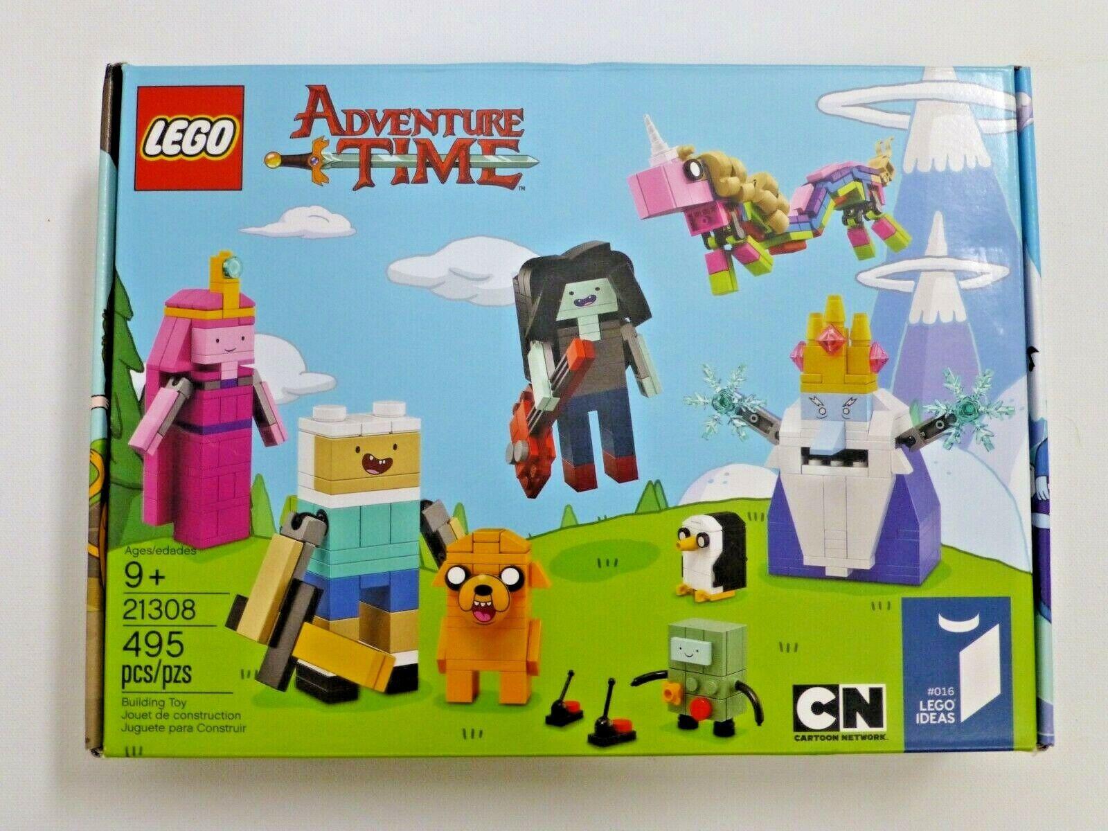 LEGO Adventure Time (21308) (21308) (21308) NEW 4c0f68