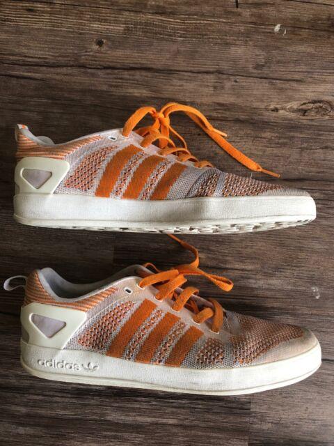 Adidas Palace Pro Primkenit Men's US Size 8.5 Orange White Rare Running Shoes