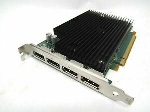 NVIDIA-Quadro-NVS-450-512MB-GDDR3-Graphics-Card-DisplayPort-x-4-IBM-64Y9895