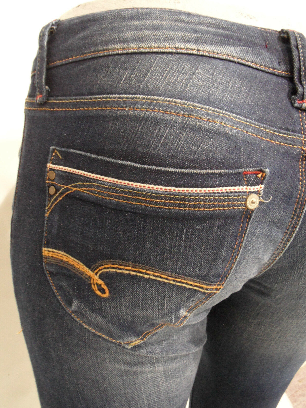 MAVI Damen Jeans Lindy 10197 NEU ripped ripped ripped Weiß 18650 Verschiedene Größen Lä. 32 ccc0c7
