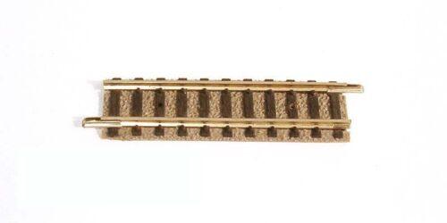 * Fleischmann N 9103 un binario rettilineo 55,5 mm