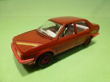 SCHABAK 1010 1011 VW VOLKSWAGEN JETTA - TUNING - RED 1:43 RARE - GOOD CONDITION