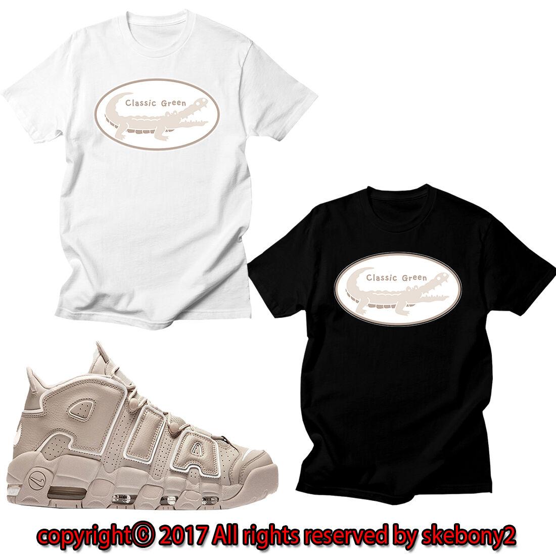 New Custom Tee Nike Air More Uptempo Matching T Shirt Utp 1 10 3