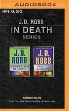 In Death: J. D. Robb - in Death Series: Books 38-39 : Concealed in Death,...