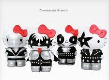 Kiss Hello Kitty Set 4 usb origInal Sanrio 8 GB Demon Catman Spaceman Starchild