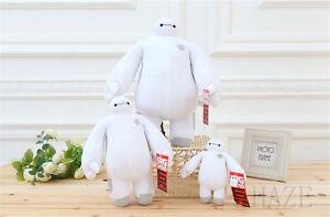 White-Big-Hero-Robot-Baymax-Beast-corps-Soft-Plush-Toys-Stuffed-Dolls-U006