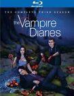 Vampire Diaries Complete Third Season 4 PC 0883929252473 Blu Ray Region a