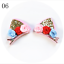 2pcs-Set-Cute-Hair-Clips-For-Girls-Glitter-Rainbow-Felt-Fabric-Flowers-Hairpins thumbnail 14