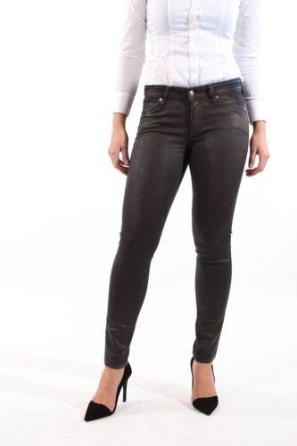 Mac Jeans Skinny Clean Damen Braun ID056