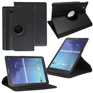 Etui-Housse-Rotatif-360-Rotation-Tablet-NOIR-Samsung-Galaxy-Tab-E-9-6-T560-T561