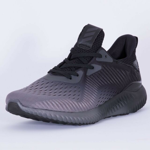 2f0ae0417c07a adidas Alphabounce EM M Black Grey Men Running Shoes SNEAKERS BY4263 ...