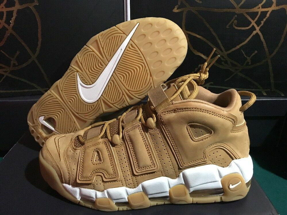 Nike Air More Uptempo '96 PRM AA4060 200 Flax Wheat