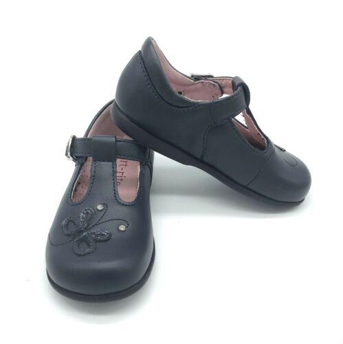 Marine Start-rite Pixie Fille Chaussures de l/'Atlantique en cuir 40/% OFF RRP