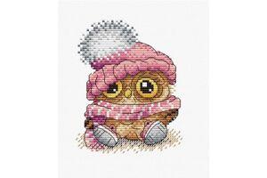Cross-stitch-kit-Owl-M-289