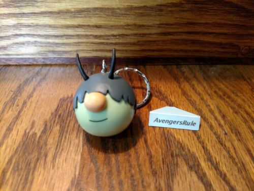 Fraggle Rock Vinyl Keychain Series KidRobot Ada 2//24