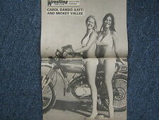 1977  Wrestling  Revue (CAROL  DANDO/MICKEY  VALLEE/KEVIN  SULLIVAN/CHERYL  DAY)
