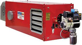Supreme Heat 4250 Waste Oil Heater Furnace 425 000 Btu Ebay