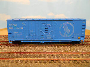 HO-SCALE-ATHEARN-GREAT-NORTHERN-GRAIN-LOADING-40-039-BOX-CAR-RTR