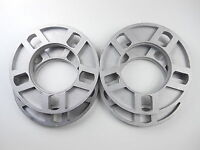 (4 Pc) 5 Lug Universal Wheel Spacers 5x4.75 & 5x5 1/2 12mm Fits Many More